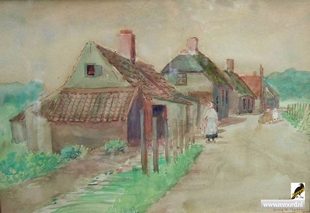m 2 Februari Fanny Wallace Tewksbury Rijsoord   a village in Southern Holland